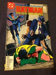 Batman #416 DC Comics (1987) FN The New Adventure