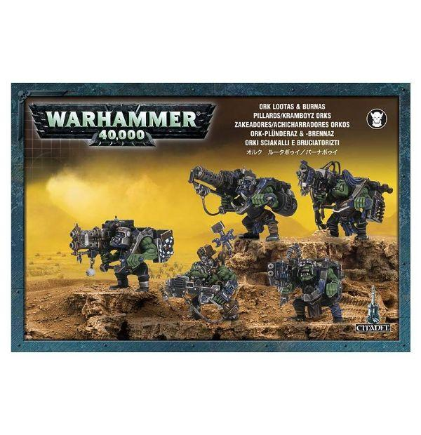 Games workshop WARHAMMER 40K