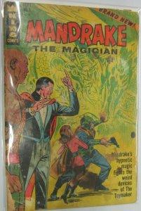 Mandrake detached cover #1 1.0 FR (1966)
