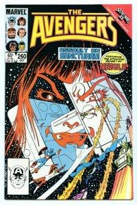 Avengers 260 Oct 1985 NM- (9.2)