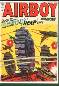 Airboy Comics #106 (1952)