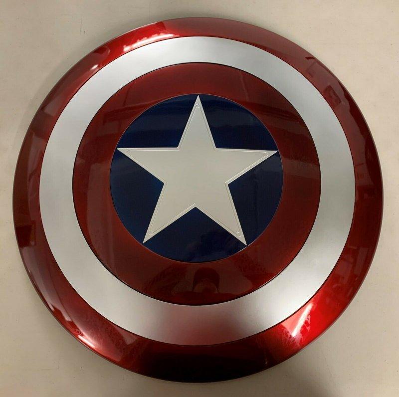 Marvel Legends Captain America Shield Avengers 1:1 Scale Hasbro