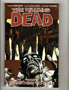 The Walking Dead Vol. # 17 Image Comics TPB Graphic Novel Comic Book 2nd Pr J346