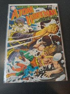 Atom and Hawkman #42 (1969)