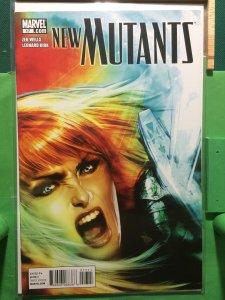 New Mutants #17 2009 series