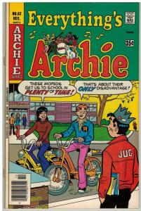 EVERYTHINGS ARCHIE (1969-1991) 62 FN Dec. 1977