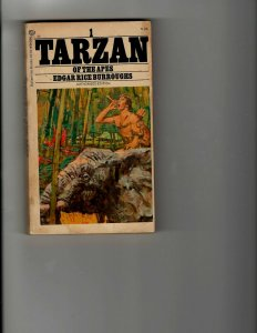 3 Books Tarzan of the Apes The Radioactive Camel Affair Guide to Comic Book JK13
