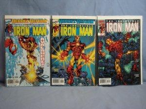 25 Marvel HEROES RETURN Title Comic Books FANTASTIC 4 AVENGERS IRON MAN THOR!!!