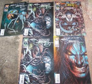 the darkness VOL 2 11 13 14 19 19 TOP COW IMAGE 2004
