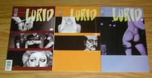Lurid #1-3 VF/NM complete series 2002 IDW paul lee & adam huntley comics 2