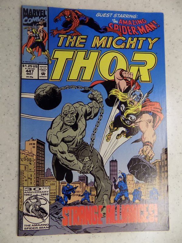 MIGHTY THOR # 447