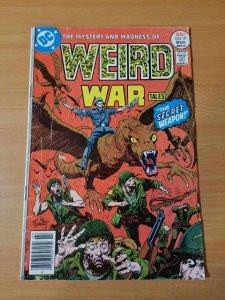 Weird War Talkes #51 ~ VERY GOOD - FINE FN ~ (1977, DC Comics)