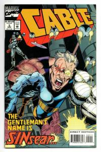 Cable #5 (Marvel, 1993) NM