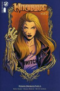 Witchblade #182A VF; Image | save on shipping - details inside