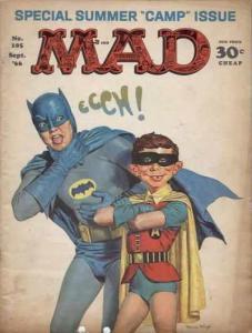 Mad (1952 series) #105, VF- (Stock photo)