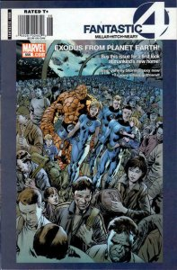 Fantastic Four (Vol. 1) #555 (Newsstand) FN; Marvel | save on shipping - details
