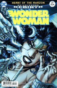 Wonder Woman (5th Series) #27 VF/NM; DC | save on shipping - details inside