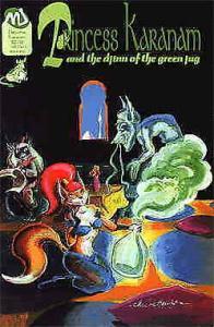 Princess Karanam and the Djinn of the Green Jug #1 FN; MU   save on shipping - d
