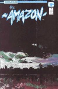 Amazon (1989 series) #3, NM- (Stock photo)