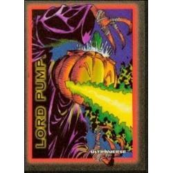 1993 Skybox Ultraverse: Series 1 LORD PUMPKIN #64