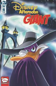 DISNEY AFTERNOON GIANT (2018 IDW) #5 PRESALE-06/26