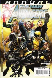New Avengers (2005 series) Annual #2, NM (Stock photo)
