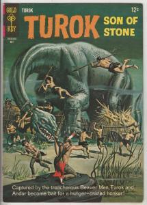 Turok Son of Stone #51 (May-56) VF High-Grade Turok, Andar