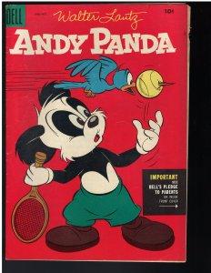 Andy Panda #31 (Dell, 1955)