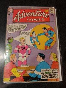 ADVENTURE COMICS #307