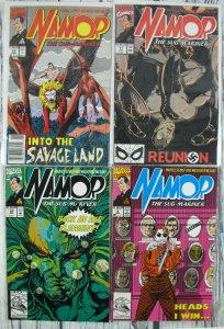 Namor Marvel Comic Lot 3 - 6 8(x2) 9 11 - 16 17(x2) 18 28 29(x2) 30 31 32 VF/NM