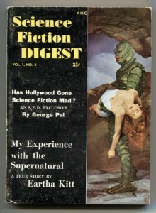 Science Fiction Digest #2 1954- Creature From the Black Lagoon