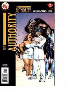 13 The Authority Wildstorm Comics # 7 8 9 10 11 12 (2) 14 (2) 18 19 21 29 RC9