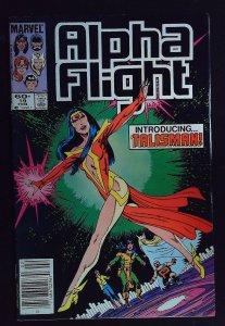 Alpha Flight #19 (1985)