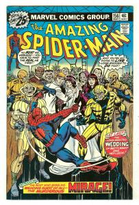 Amazing Spiderman 156   1st Mirage