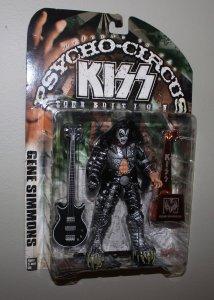 Kiss Psycho Circus Gene Simmons Figure McFarlane Toys 1998