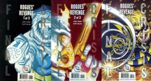 FINAL CRISIS ROGUES REVENGE (2008)1B-3B  COMPLETE!