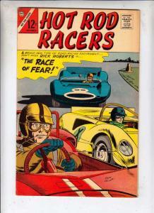 Hot Rod Racers #11 (Nov-66) FN/VF Mid-High-Grade Rick Roberts, Clint Curtis