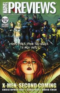Marvel Previews #77 VF/NM; Marvel   save on shipping - details inside