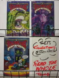 RALPH SNART ADVENTURES 1-3  The  Complete 1st Series!