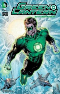GREEN LANTERN 80TH ANNIV 100 PAGE SUPER SPECT #1 2010S JIM LEE VARIANT ED
