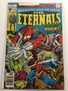 Eternals 14 Good/ Very Good Gd/ Vg 3.0 Marvel