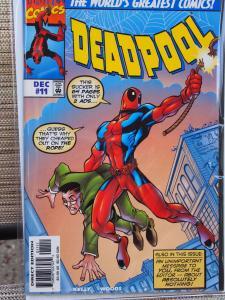 Deadpool 11  VF/NM Unread