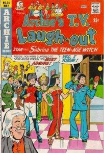 Archie's TV Laugh-Out #24, Fine+ (Stock photo)