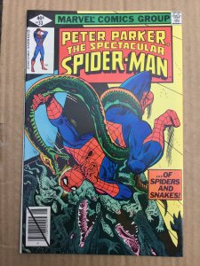 The Spectacular Spider-Man #33 (1979)