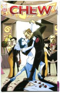 CHEW #30, 1st Print, NM, Rob Guillory, John Layman, more in our store