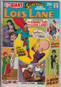 Lois Lane, Superman's Girlfriend  #95 (Oct-69) FN/VF+ High-Grade Superman, Lo...