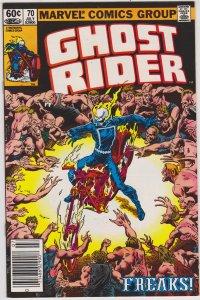 Ghost Rider #70 (1982)