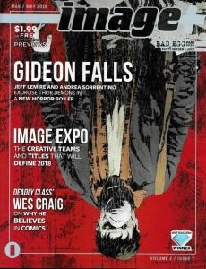 Image Plus Vol 2 #7 Wytches Bad Egg Pt 7 / Gideon Falls (Image, 2018) NM