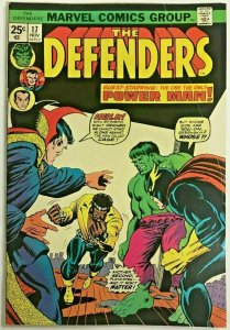 DEFENDERS#17 VG/FN 1974 MARVEL BRONZE AGE COMICS