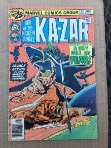 Ka-Zar #17 (1976)